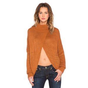One Teaspoon Le Creme Knit Sweater Size XXS NWT